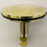 Gold Effect / Brass Bath Pop Up Plug 46mm - 74000710